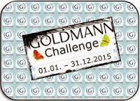 [Goldmann-Challenge 2015] 11. Monat - Lesefortschritt