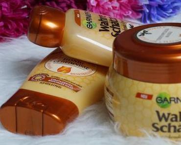 [REVIEW] Garnier Wahre Schätze Honig Geheimnisse
