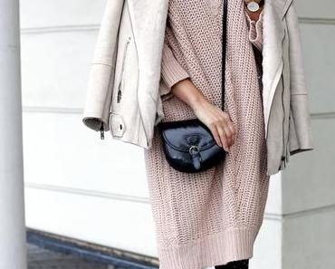 Oversize Knitted Dress