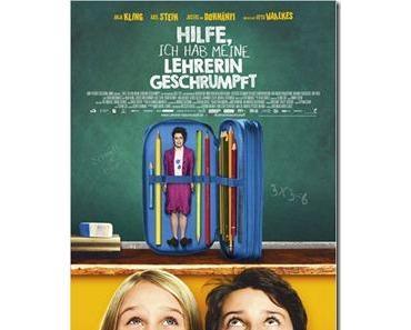 """Filmtipp: """"Hilfe, ich habe meine Lehrerin geschrumpft"""""""