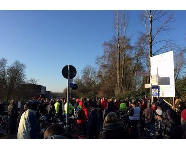 INFO: Vorzeigestück des RS1 in Mülheim eröffnet