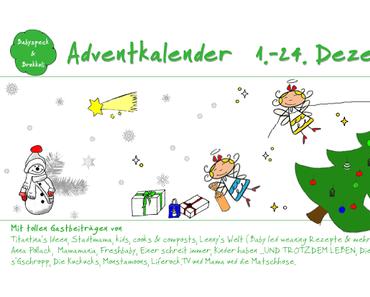 Babyspeck&Brokkoli Adventkalender: Ankündigung!