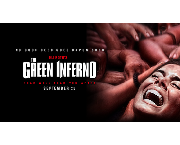 Review: THE GREEN INFERNO – Welcome to the Jungle!