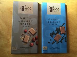 iChoc – vegane Schokolade