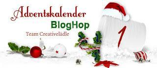 Stampin UP Adventskalender Bloghop 1. Türchen