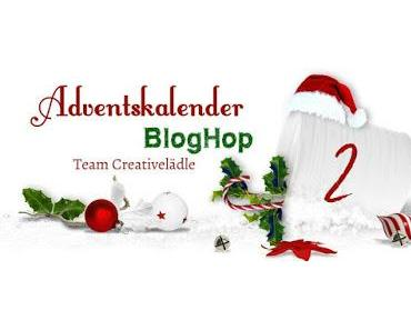 Stampin UP Team Adventskalender Nr.2