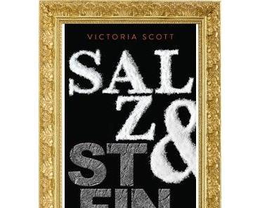 [Rezension] Salz & Stein von Victoria Scott