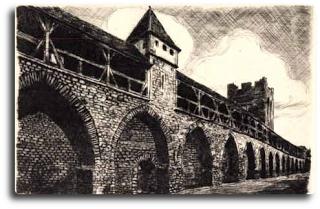 Nibelungen Sage 4/28 • Wie Siegfried nach Worms kam