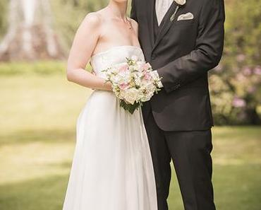 Die wunderschöne Hochzeit von Christiane und Sebastian