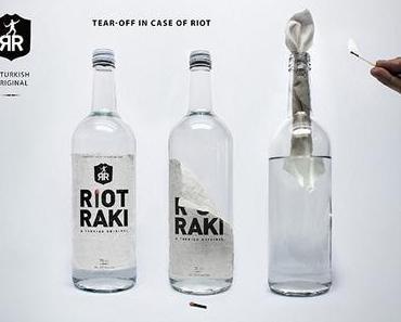 Riot Raki – Ein Schnaps mit besonderen Eigenschaften