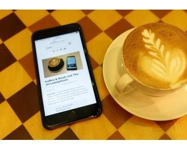 Kaffee & Beats mit MAXO