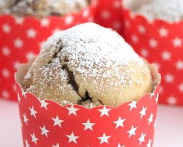 Apfel-Zimt-Cupcakes / Apple Cinnamon Cupcakes