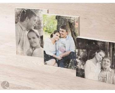 Foto-Transfer auf Holz