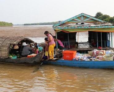 Tonle Sap, ein absolutes Muss beim Kambodscha Reisen
