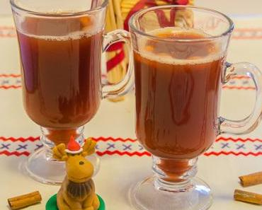 """5. Dezember: Alkohlfreier Glögg (""""Kinderpunsch"""")"""