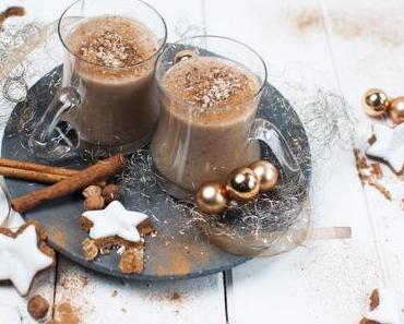 Zimtstern Smoothie - Weihnachtlicher Smoothie