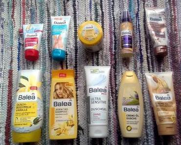 Top Balea-Produkte - und Flops