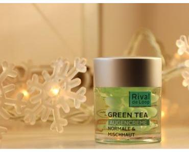 Rival de Loop – Green Tea Augencreme