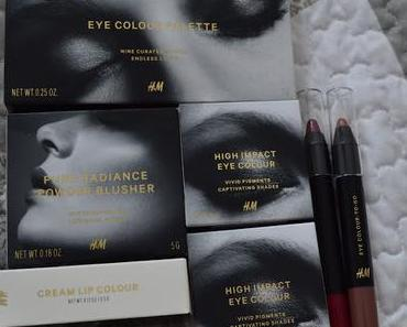 [First Impression] H&M Beauty