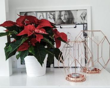KarLHOME: white, red, COPPER christmas