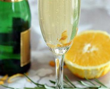 Orange Candy Champagne