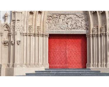 Öffnung der Heiligen Pforte in Mariazell