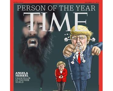 Merkel von der Propagandafront zur (Un)Person des Jahres gekürt