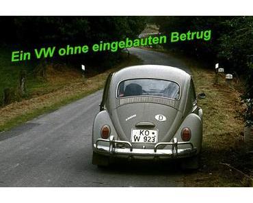Zur Professionalität der IT-Mitarbeiter von VW