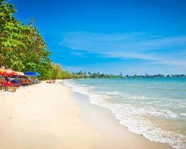Sihanoukville, perfekt für einen Badeurlaub in Kambodscha