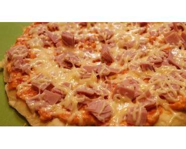 Pfannenpizza: Extrem lecker und leicht