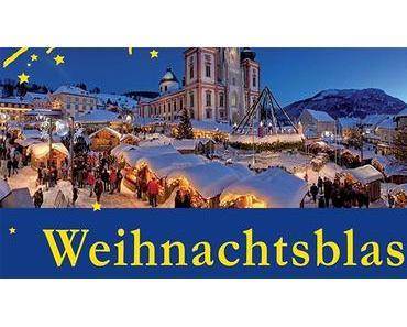 Weihnachtsblasen der Stadtkapelle Mariazell am 24.12.