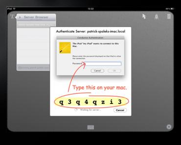 Macht euer iPad zu einem Magic Trackpad mit Remote Conductor