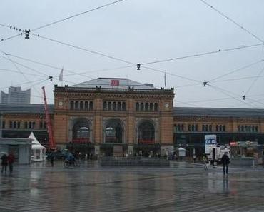 Hannover bei Regen