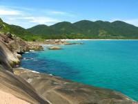 Die große Insel Brasiliens