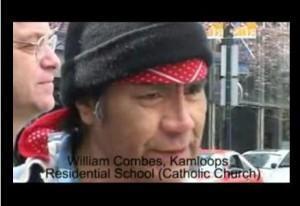 Kronzeuge einer Indianerkinder-Entführung gegen die Queen starb plötzlich in Vancouver