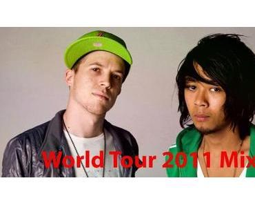 Mightyfools World Tour 2011 Mixtape
