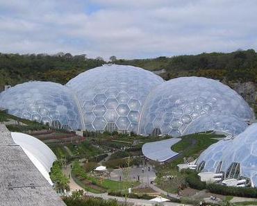 Das Eden-Projekt in Cornwall