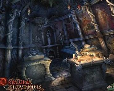 Dracula: Love Kills >> Tempel in London