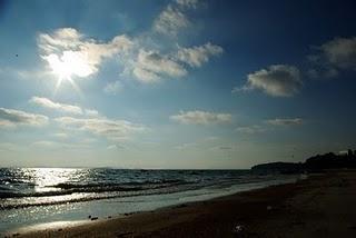 Sea, Slums and Sunset