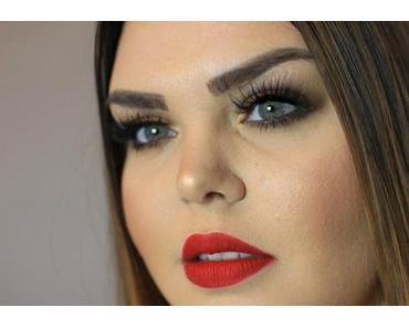 {Make-Up Look}: Weihnachtsmakeup Inspiration