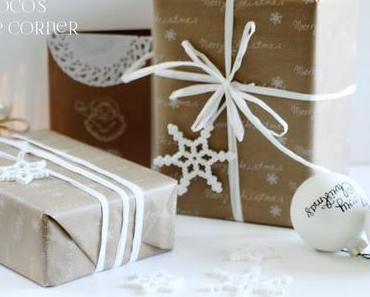 Weihnachtsgeschenke - Verpackung 2015