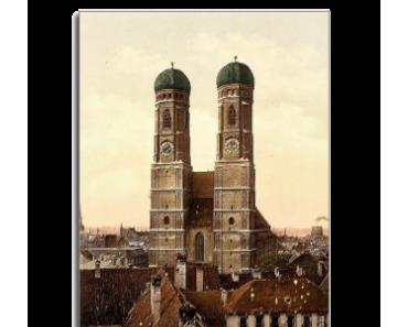 Ein Weihnachtslicht für Alle ⋅ Münchner Frauenturmbeleuchtung