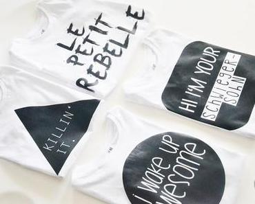 DIY T-Shirt Prints + Gratis download
