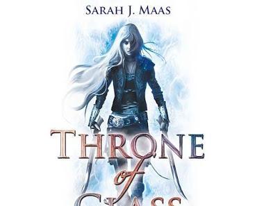 {Rezension} Sarah J. Maas - Die Erwählte (Throne of Glass #1)