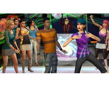 Die Sims 4: Zeit für Freunde