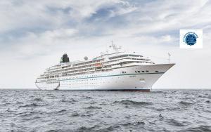 Das ZDF Traumschiff MS Amadea heute wieder unterwegs…