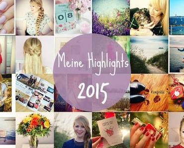 Meine Highlights 2015!