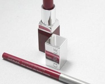 Clinique 'Raspberry' Pop & Quickliner for Lips intense 'intense cranberry'