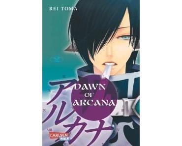 Manga Review: Dawn of Arcana Band 2