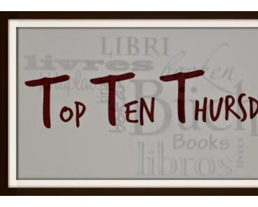 *Top Ten Thursday* Meine 10 Highlights aus 2015